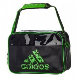 Adidas Freizeit Tasche Schwarz Grün L ADIACC110CS3