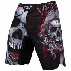 Venum Pirate 3.0 Fightshorts Black Red