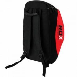 RDX Gym Tasche schwarz rot