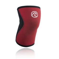 Rehband RX Knee Sleeve Red Black 5mm