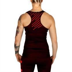 Venum Power Tank Top Women Black Red