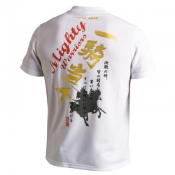 Adidas Combat Sport T-Shirt Weiss ADITS001