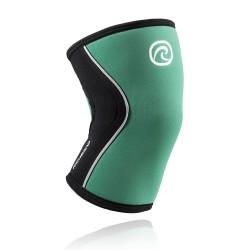 Rehband RX Knee Sleeve Green Black 5mm
