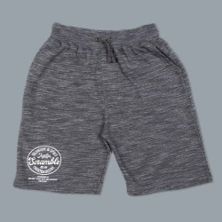 Scramble Technique and Spirit Trucker Casual Shorts Grey