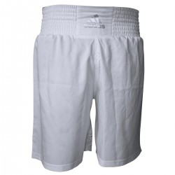 Adidas Boxing Short White Ltd Edition