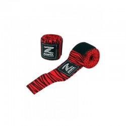 Zebra Boxbandage 350cm black red