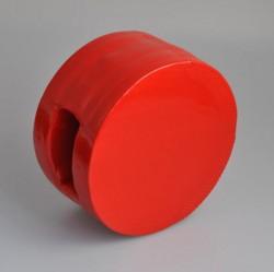 Phoenix Schaumstoff Handpratze Weich Rot