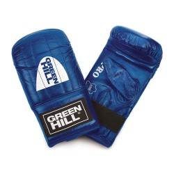 Green Hill Punching Mitts Pro Blue