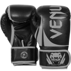 Venum Challenger 2.0 Boxing Gloves Black Grey