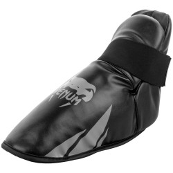 Venum Challenger Foot Gear Black Grey