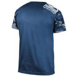 Phantom EVO Warfare T-Shirt Navy Camo