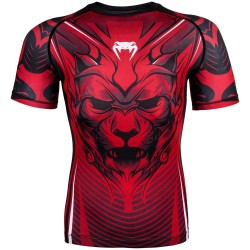 Abverkauf Venum Bloody Roar Rashguard SS Red