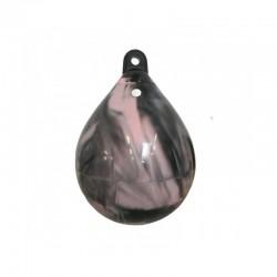 Waterpro Punchbag schwarz pink 30cm