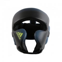 Abverkauf Adidas Speed Training Kopfschutz Black Solar Yellow