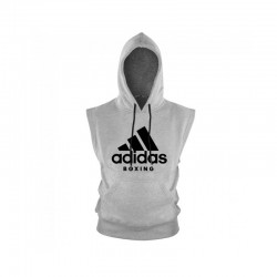 Adidas Boxing Community Hoody SL Grey Black