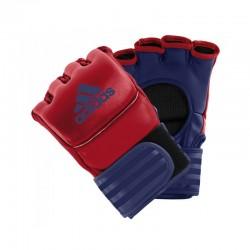 Abverkauf Adidas Ultimate Fight Glove UFC Type Red Blue