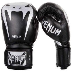 Venum Giant 3.0 Boxing Gloves Black Silver