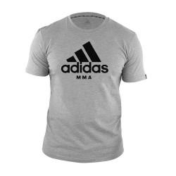 Adidas MMA Community T-Shirt Grey Black