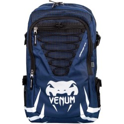 Venum Challenger Pro Backpack Navy Blue White