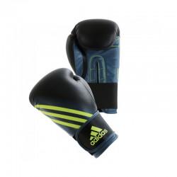Abverkauf Adidas Speed 100 Boxhandschuhe Black Solar Yellow
