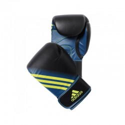 Abverkauf Adidas Speed 200 Boxhandschuhe Black Solar Yellow