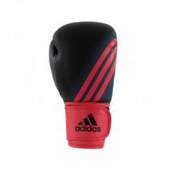Abverkauf Adidas Speed Women 100 Boxhandschuhe Schwarz Rot