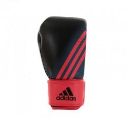 Abverkauf Adidas Speed Women 200 Boxhandschuhe Schwarz Rot