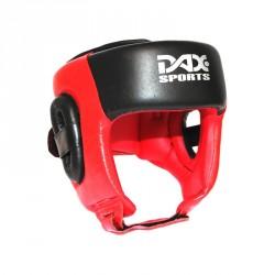 Dax Kopfschutz Rebound Rot Schwarz