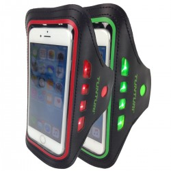 Tunturi LED Telefon Armband