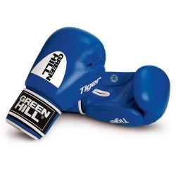 Deal des Monats Green Hill Tiger AIBA Boxhandschuhe Blau