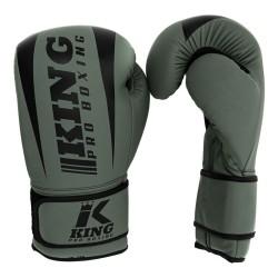 King Pro Boxing Boxhandschuh Revo 5 Green