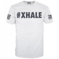 Phantom Training Mask XHale T-Shirt White