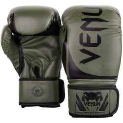 Venum Challenger 2.0 Boxing Gloves Khaki Black