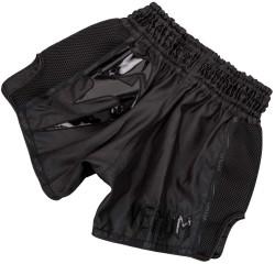 Venum Giant Muay Thai Shorts Black Black