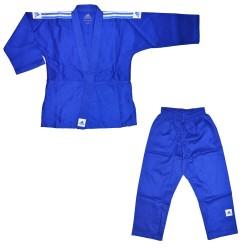 Adidas J500 Judo Training Gi Blau Weiss