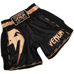 Venum Giant Muay Thai Shorts Black Gold