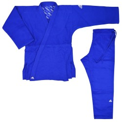 Adidas J990 Judo Millennium Gi Blau