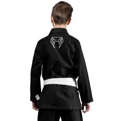 Venum Contender Kids BJJ Gi Black