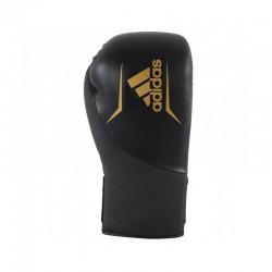 Abverkauf Adidas Speed 300 Boxhandschuhe Black Gold