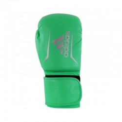 Adidas Speed 50 Boxhandschuhe Green Silver