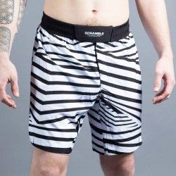 Scramble Dazzle Camo Grappling Shorts
