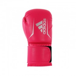 Adidas Speed 50 Boxhandschuhe Pink Silver