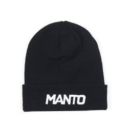 Manto Big Logotype 21 Beanie Black