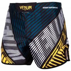 Venum Plasma Fightshorts Black Yellow