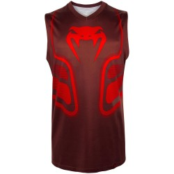 Venum Tempest 2.0 Dry Tech Tank Top Red Red