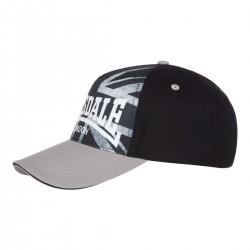 Lonsdale Grasmere Cap Black Grey
