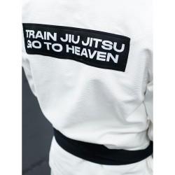 Manto Heaven BJJ Gi White