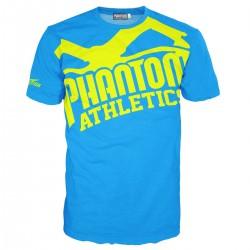 Phantom EVO Supporter 2.0 T-Shirt Blue Neon