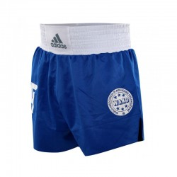 Adidas Kick Boxing Short Wako Blue