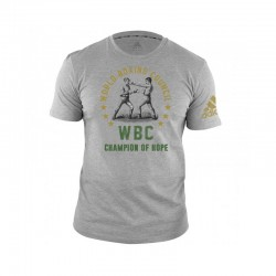 Adidas WBC Champ of Hope T-Shirt Grey